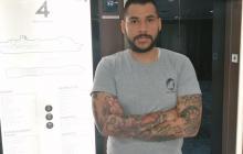"""""""Estar tan lejos produce un impacto devastador"""": colombiano varado en crucero"""