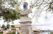 Cartagena, una de las ciudades del Caribe más golpeadas por la pandemia.
