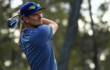 Volvió el golf con Rose y Varner III de líderes
