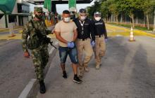 Militar venezolano capturado en Valledupar fue trasladado a Paraguachón