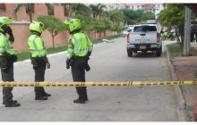 Cámara de seguridad captó homicidio del abogado Óscar Santodomingo