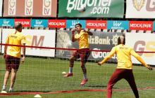 Falcao, presente en reanudación de la Liga de Turquía