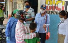 En Riohacha se encontraron 17 niños que estaban trabajando