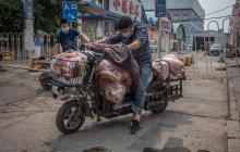 Nuevo brote en principal mercado de Pekín dispara alarmas en China