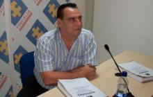 Juan Prada Márquez, alias Juancho Prada, ex comandante del frente Héctor Peinado de Becerra de las AUC.