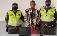 Capturado en La Playa tras robar un portátil y un celular