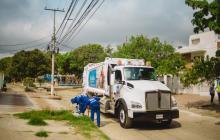 Triple A asume totalidad del servicio de aseo en Barranquilla