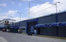 Fachada de la Penitenciaría El Bosque.