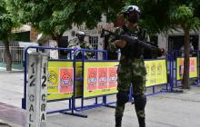Cierre de dos localidades será custodiado por Ejército y Policía