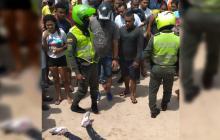 De diez disparos asesinan a un hombre en La Floresta, de Soledad