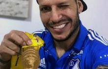 Juan Guillermo Domínguez se encuentra sin equipo actualmente.