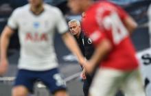 Tottenham, con Dávinson Sánchez, igualó ante Manchester United