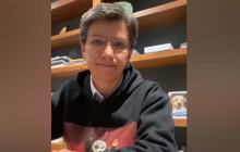 """""""Hoy fue el viernes del COVID más que el día sin IVA"""": Claudia López"""