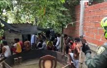 En video | Caen 40 personas en gallera clandestina en Cartagena