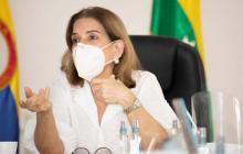 Margarita Cabello Blanco, Ministra de Justicia y del Derecho.