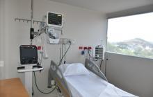 En Hospital de Santa Marta entran en servicio 33 nuevas camas para UCI