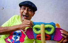 Se conmemoran dos años de la partida de César 'Paragüita' Morales