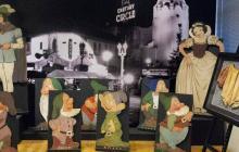 """Elementos del primer largometraje estrenado por Disney, en 1937, 'Blancanieves y los siete enanitos""""."""