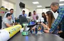 Unisimón recibe registro calificado de doctorado en Gestión de la Tecnología y la Innovación