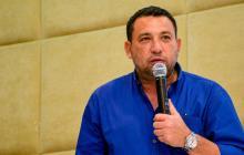 El senador Laureano Acuña fue diagnosticado con coronavirus