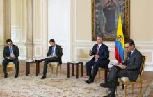 'Colombia responde' ha entregado $249 mil millones a 44 empresas