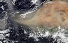 """""""Afectación del polvo del Sahara en el país será mínima"""": Ideam"""