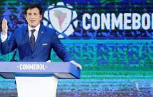"""""""Colombia es el lugar ideal"""", dice Alejandro Domínguez sobre Mundial femenino"""