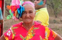 Ana Gregoria Gutiérrez Díaz, conocida popularmente como 'Goyita', asesinada en El Paso, Cesar.