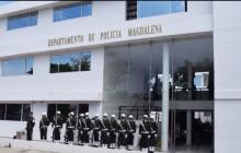 Un total de 18 Policías en El Banco dieron positivo para coronavirus