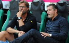 """Director deportivo del Dortmund llama a Klopp el """"Mohamed Ali del fútbol"""""""
