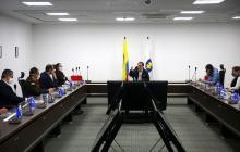 Fiscal niega tinte político en decisión contra Caicedo y Martínez