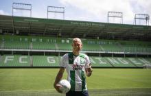 Arjen Robben jugará en el equipo de sus amores, el Groningen.