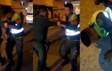 Los dos policías borrachos de Cartagena enfrentan 5 delitos