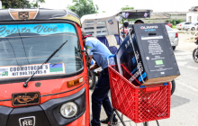 Los electrodomésticos fueron los productos más vendidos el pasado 19 de junio.