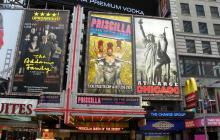 Broadway anuncia que no abrirá sus teatros hasta 2021