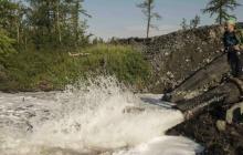 Anteriormente a la minera se le había denunciado por verter indebidamente aguas residuales en la tundra ártica.