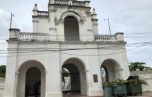 El cementerio de Manga, en Cartagena, fue declarado bien de interés cultural del ámbito nacional.