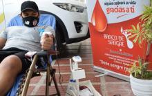 Banco de sangre en Barranquilla, en alerta por bajas reservas