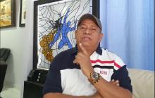 Edwin Madera, propietario de La Troja.