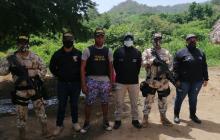 Liberan campesino desaparecido tras conflicto con indígenas en la Sierra