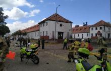 En video | Caen 8 del ELN por atentado a la General Santander