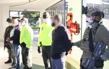 Capturan a 8 por el atentado del ELN a escuela de Policía