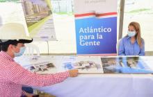 Avanza construcción de 980 viviendas en el Atlántico