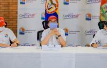 Las diferencias entre gobernador de Sucre y alcalde de Sincelejo sí existen