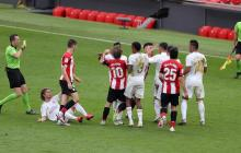 """Muniain contra el Madrid: """"Ya vemos a favor de que equipos se decanta el VAR"""""""