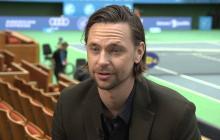El tenista sueco Robin Soderling se retiró del deporte profesional en 2015.