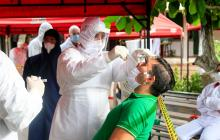 Sucre se acerca a los 2 mil contagiados con coronavirus
