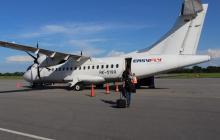 Easyfly se alista para planes piloto de vuelos nacionales