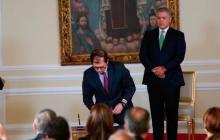 Demandan elección de Francisco Barbosa como fiscal