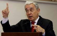 """Uribe dice que hay agitación """"prechavista"""" en el país con fines electorales"""
